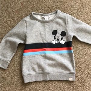 Gap Disney sweatshirt